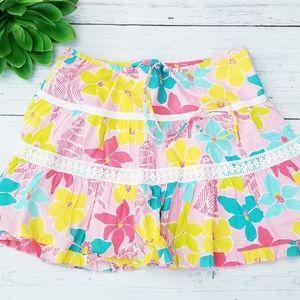 Lilly Pulitzer ruffled Skirt | SZ•Med
